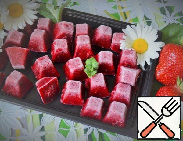 Berry Ice Recipe
