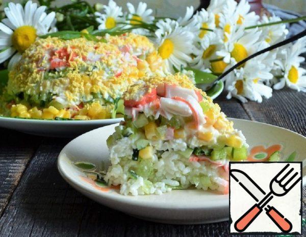 "Salad ""Color Mood"" Recipe"