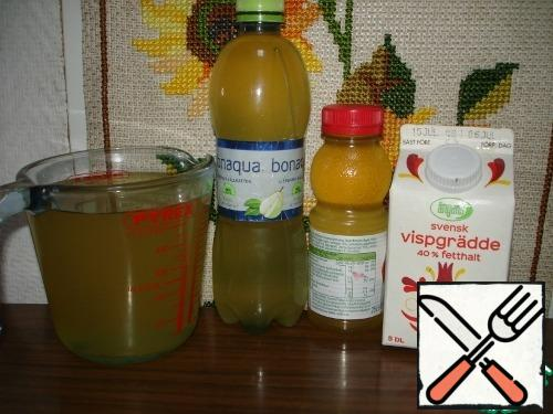 Strain the juice through a sieve or cheesecloth and bottle it. Store in the refrigerator or freeze.
