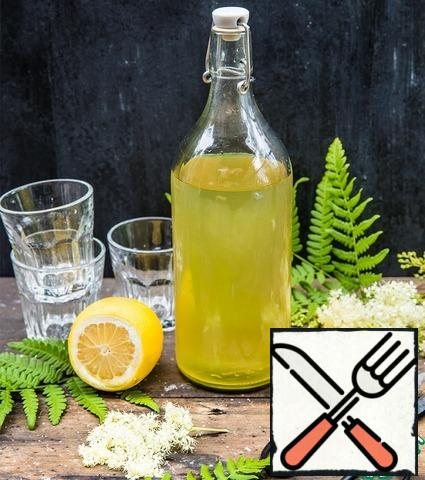 Serve the juice by mixing it with plenty of water. ( 1 to 4 )You can also add a stick of cinnamon or 1 tablespoon of grated fresh ginger.Its consistency is like syrup, and it can be added to pastries, desserts, and drinks.