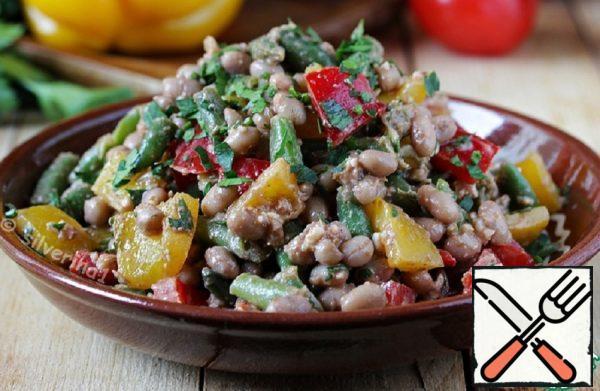 "Salad ""Georgian"" Recipe"
