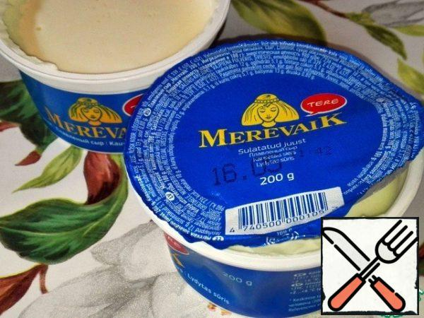 Processed cheese without additives. I often use it instead of butter butter for sandwiches.