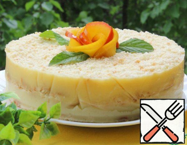 "Dessert No-Bake ""Apple Gentle"" Recipe"