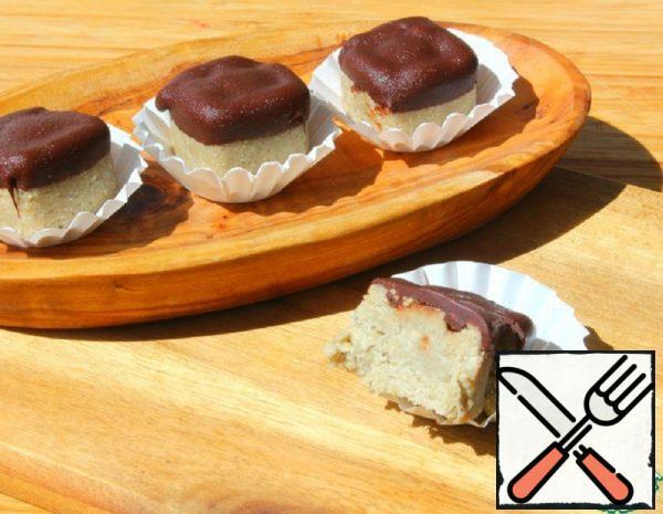 "Candy ""Halva in Chocolate"" Recipe"