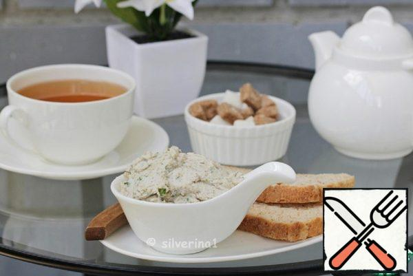 Chicken Pate in 10 Minutes Recipe