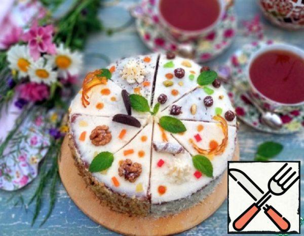 "Assorted Cake ""Gallery of Tastes"" Recipe"
