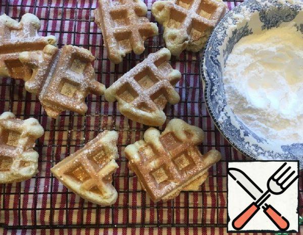 "Waffle Cookies ""Danish"" Recipe"