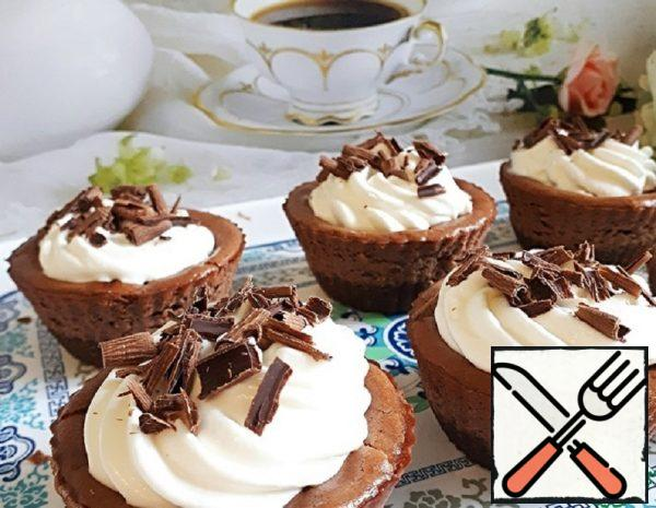 Chocolate Mini Cheesecakes Recipe