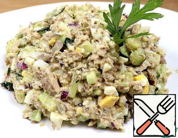 Fish Salad Recipe