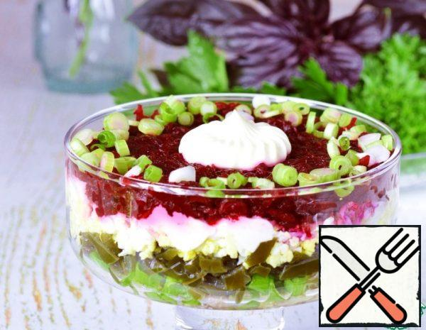 Salad with Sardines and Beets Recipe