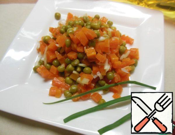 Belorusian Salad Recipe