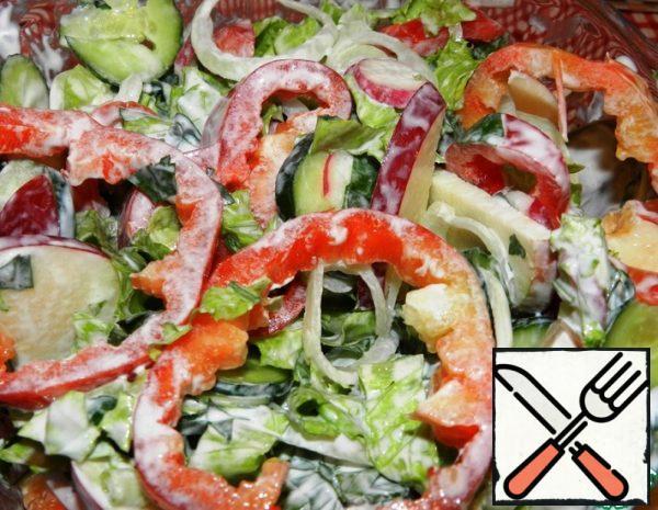 "Salad ""Freshness"" Recipe"