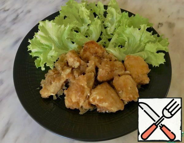 Chicken Fillet Recipe