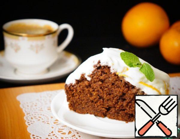 Carrot and Chocolate Cupcake Recipe
