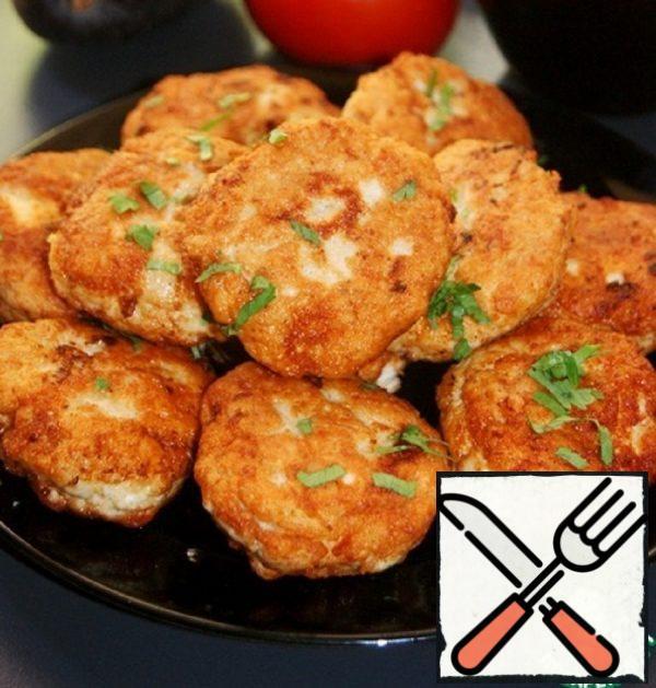 """Secret"" Chicken Cutlets Recipe"