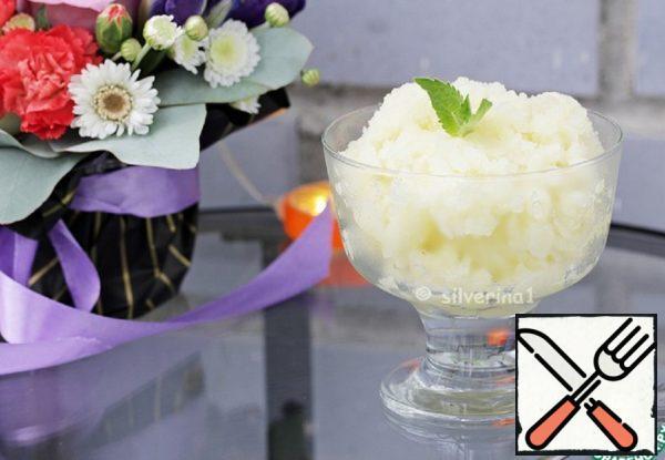 Granita with Melon Recipe