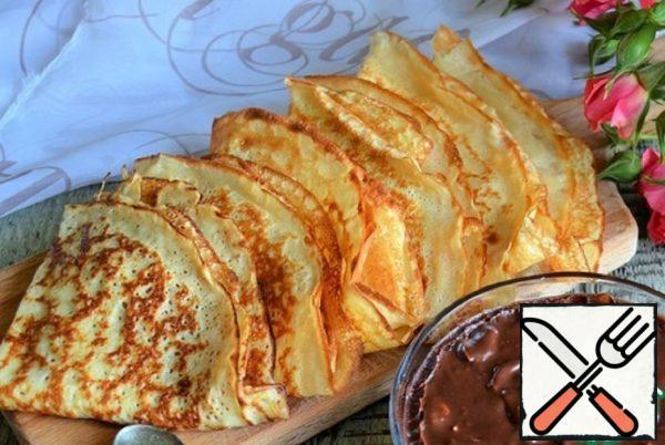 "Pancakes ""New"" Recipe"