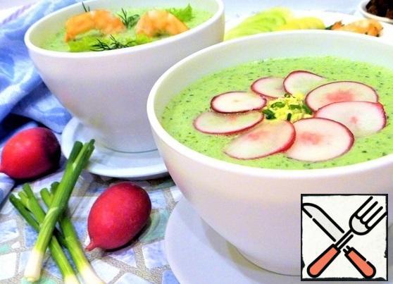 """""""Collect"""" your favorite soup option. Bon Appetit!!!"""
