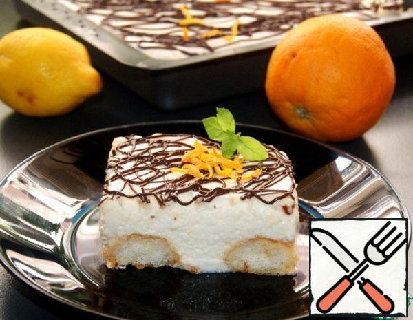 """Lemon Dessert """"Cloud"""" Recipe"""