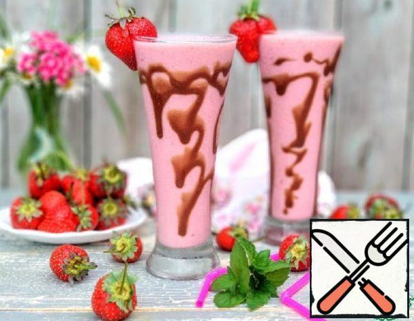 Strawberry-Mint Cocktail Recipe