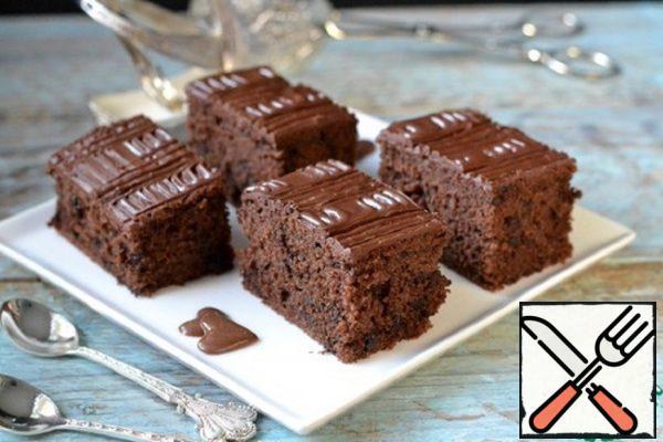 Chocolate Cake with Red Wine Recipe