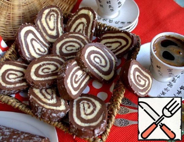 Roll-Dessert without Baking Recipe
