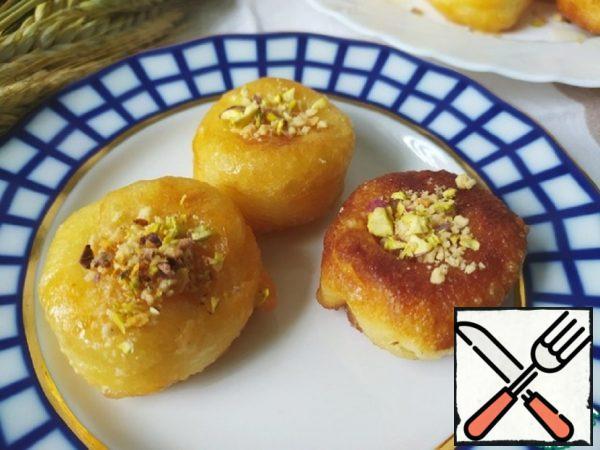 Turkish Doughnuts Recipe