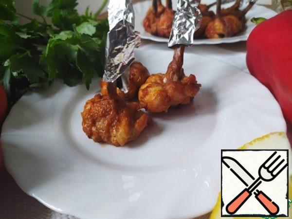 Bon-Bon Chicken Wings Recipe
