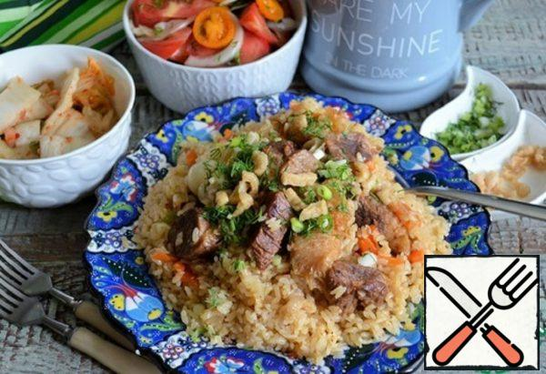 Lamb Pilaf with Beef Recipe