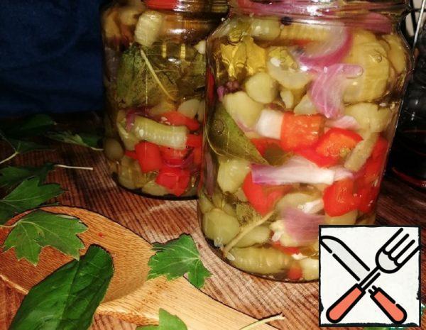 """Cucumbers a La """"Indian Chutney"""" Recipe"""