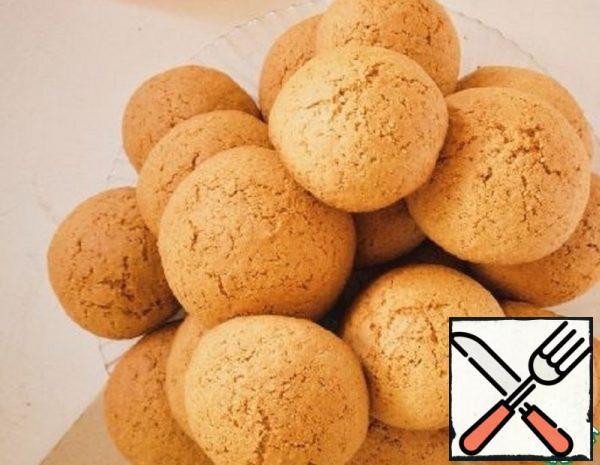 Honey Cookies with Cinnamon Recipe
