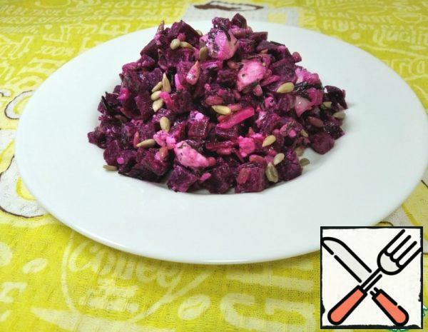 Beetroot and Feta Salad Recipe