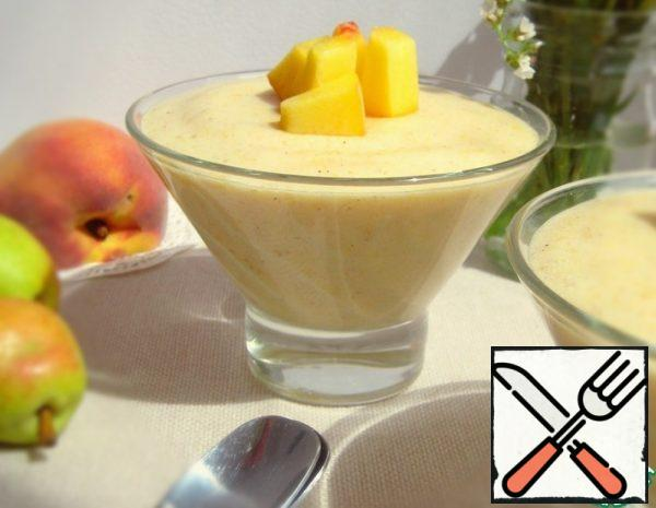 Peach and Pear Dessert Recipe