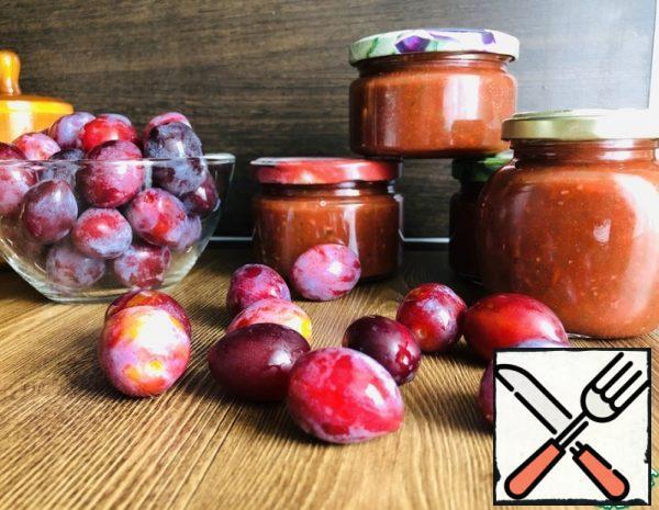 Tkemali from Plums Recipe
