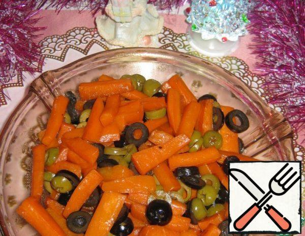 Spicy Carrot Recipe