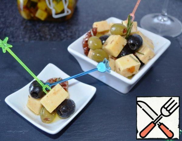 Pickled Cheese Recipe