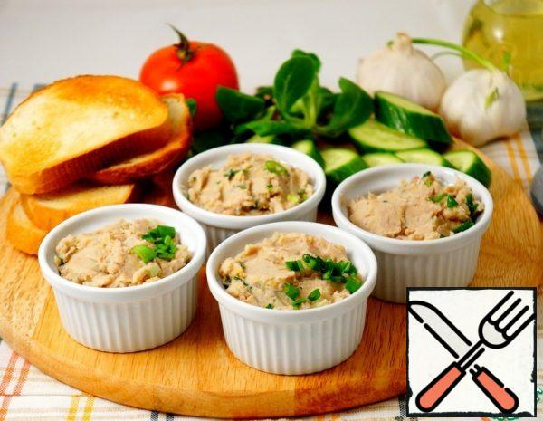 White Pate with Cashews and Herbs Recipe