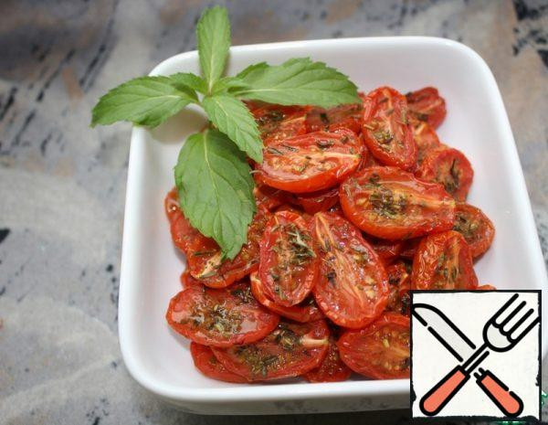 Dried Tomatoes Recipe