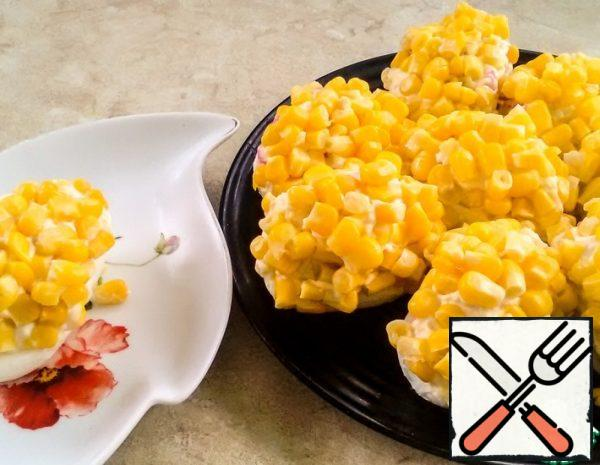 Appetizer of Eggs Recipe