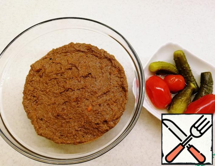 Pork Liver Pate Recipe With Pictures Step By Step Food Recipes Hub