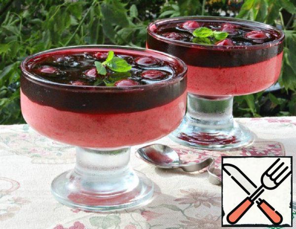 "Dessert ""Cherry"" Recipe"