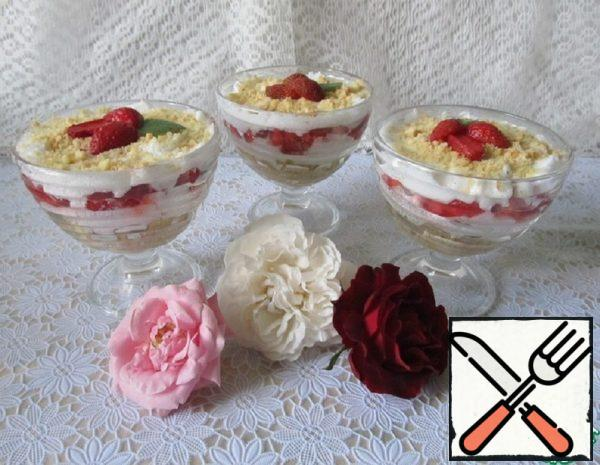 Strawberry and Banana Dessert Recipe