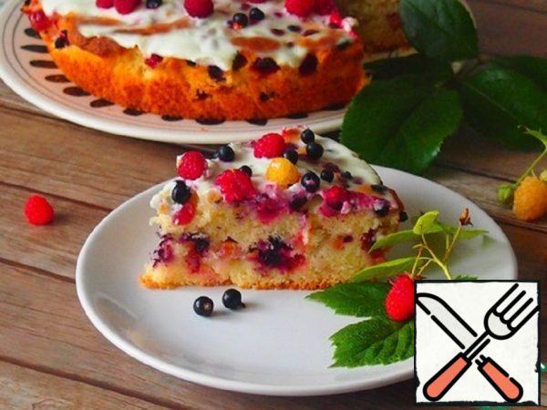 Fancy Berry Pie Recipe