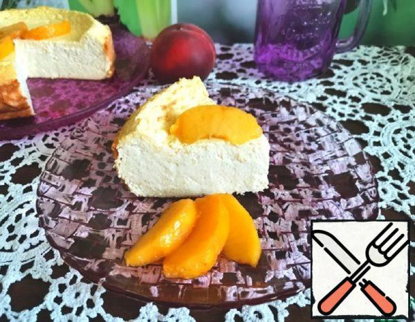 "Cottage Cheese ""Peach Silk"" Recipe"