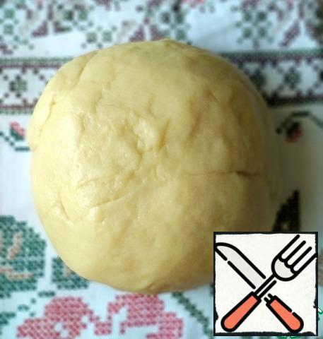 And knead the dough.