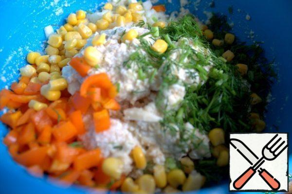 I also added corn.