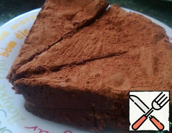 "Cake ""Eva's Truffle"" Recipe"
