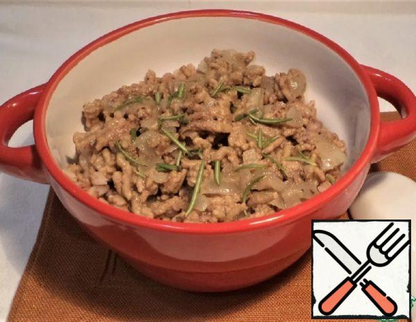 """Buckwheat with Minced Meat """"Quick Dinner"""" Recipe"""