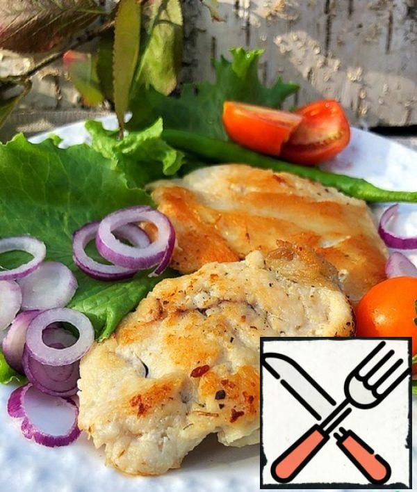 Quick Chicken Chops Recipe