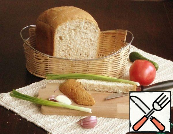 Bread with Wholemeal Flour and Seeds Recipe